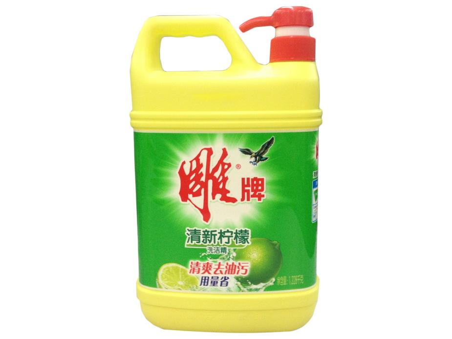 雕牌洗洁精(清新柠檬)1228g
