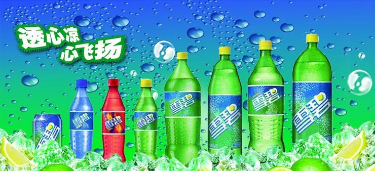 可口可乐 雪碧2L图片