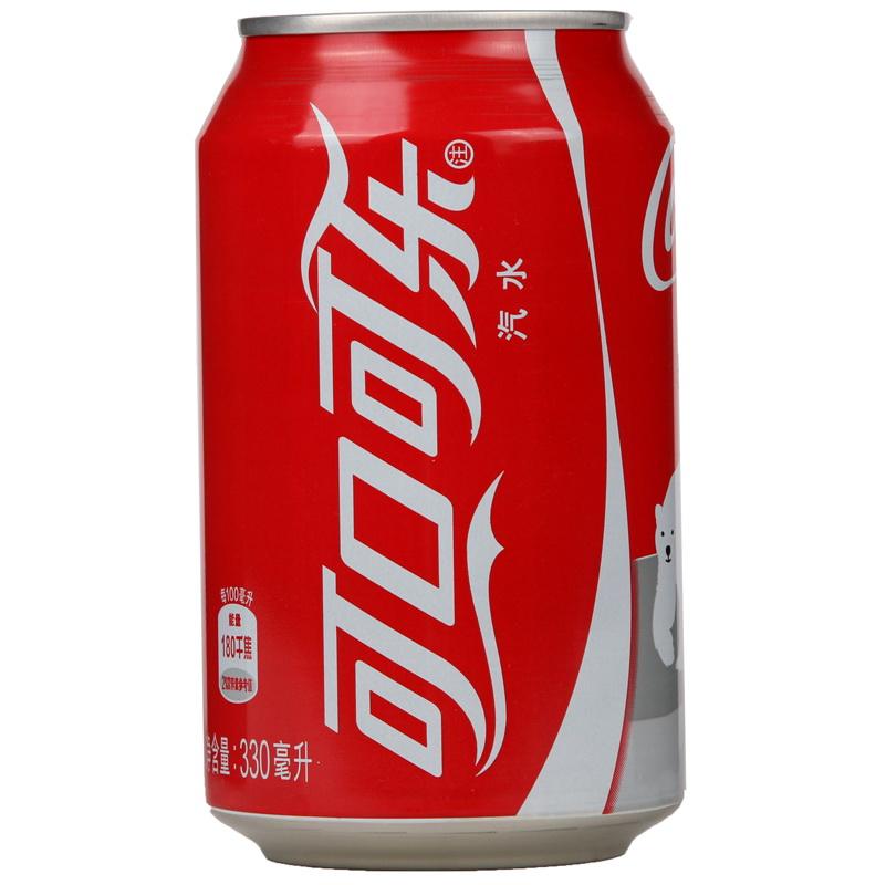 """""""可口可乐"""" 330ml图片"""