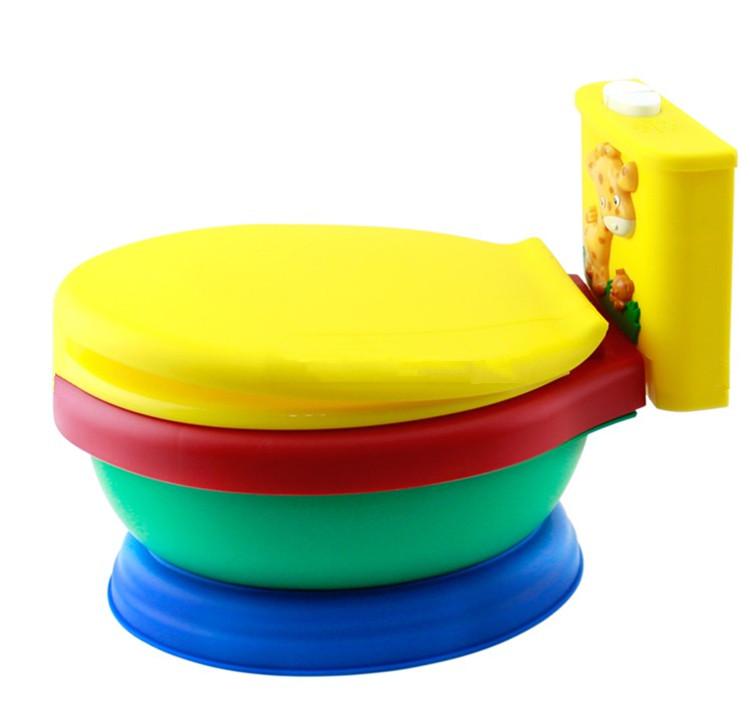 儿童马桶 儿童音乐坐便器