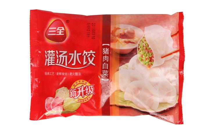 三全 灌汤水饺500g