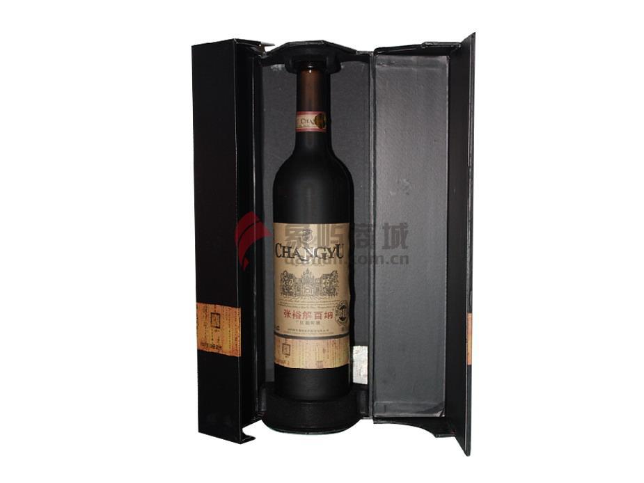 张裕92珍藏级解百纳干红葡萄酒(黑盒)750ml