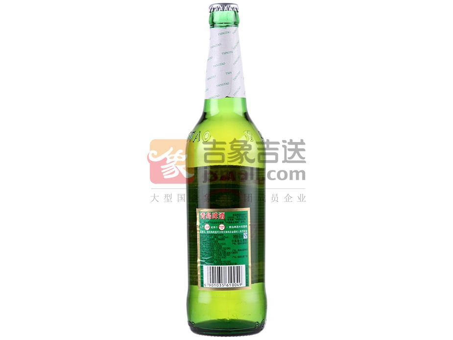 青岛啤酒-大优600ml/瓶