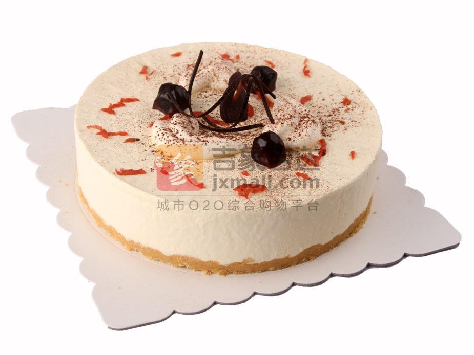 比格维尔法式乳酪8寸蛋糕