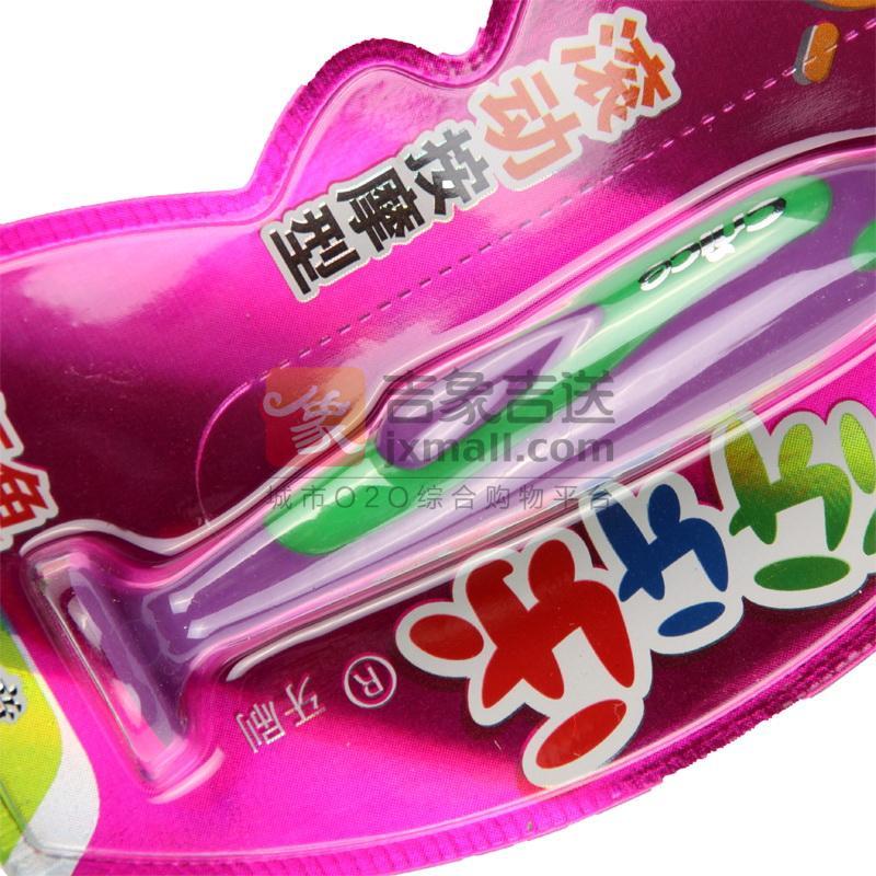 纳爱斯淘气鱼儿童牙刷(7-15岁适用)