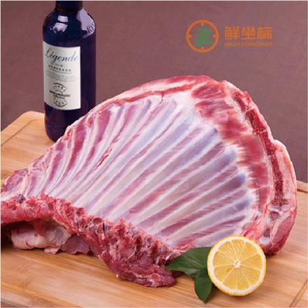 宁夏盐池羊排1500克