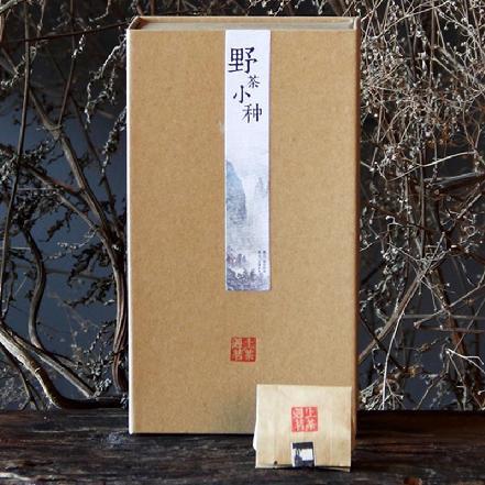 野茶小种简装120克