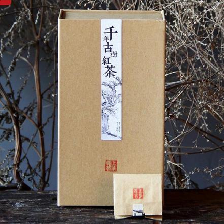 千年古树红茶简装80克