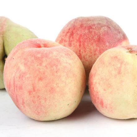 湖北红桃约4个/斤