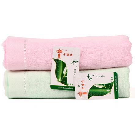 """""""中国结""""PD8317竹纤维缎档毛巾 规格:34*74cm"""
