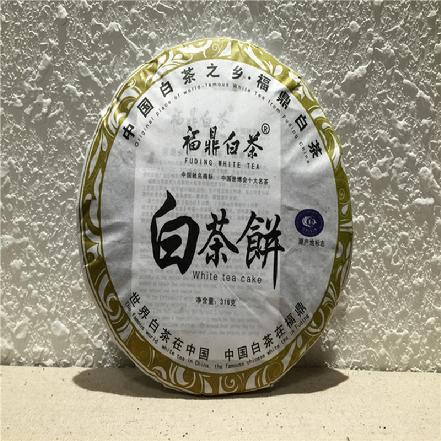 11年5月白牡丹365克(饼)