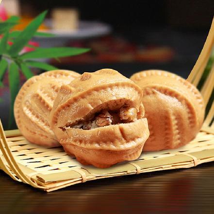 """""""乐肴居""""(肚子里有料)核桃包,10粒/包/300g"""