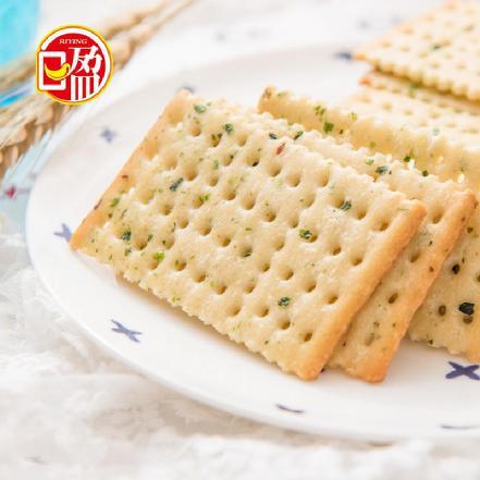 """""""日盈""""苏打海苔味500g"""