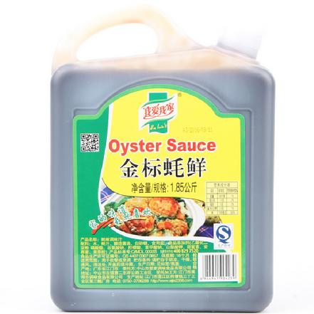 """""""爱家""""蚝油1.85Kg(买贵补差)"""