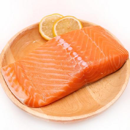 【进口】上等挪威冰鲜三文鱼中段【每逢周六大促,敬请期待】(当日现杀,非常鲜美)