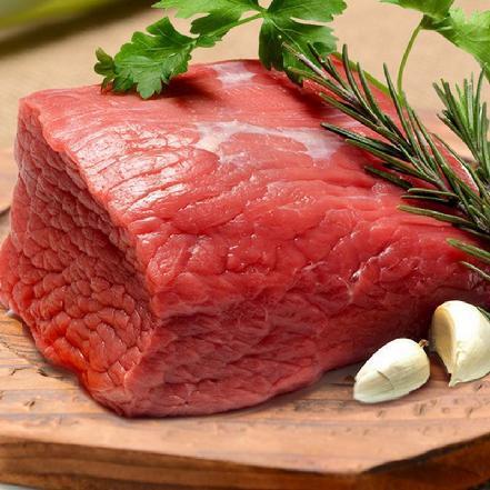 [原生态]上等小黄牛牛肉,绝无注水,肉质鲜嫩(当日现杀)