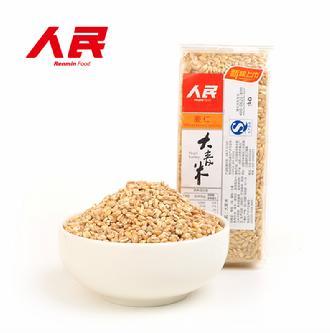 """[有机]辽宁朝阳""""人民""""食品 五谷大麦米300g(收耕时期是收货时期,并非生产日期)"""