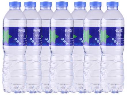 """""""可口可乐""""冰露矿物质水550ml*12瓶"""