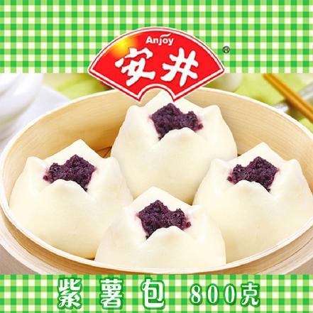 安井 紫薯包800g