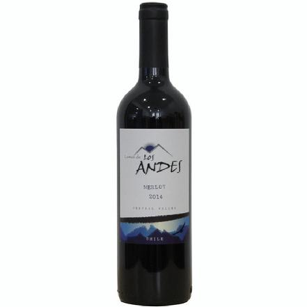 安第斯之鹰梅洛红葡萄酒