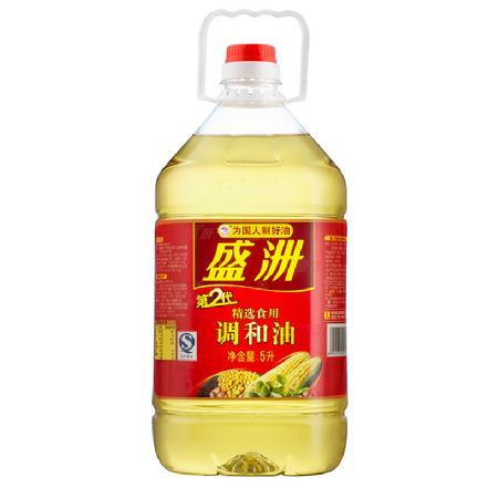 """""""盛洲""""二代调和油5L(买贵补差)"""
