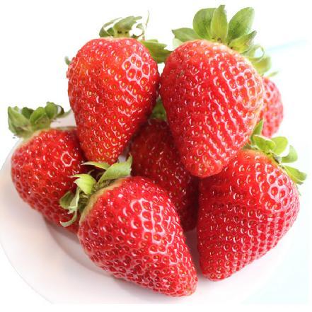 巧克力奶油草莓半斤装